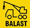 BALAST - Dźwigi - Żurawie - Wynajem Dźwigów
